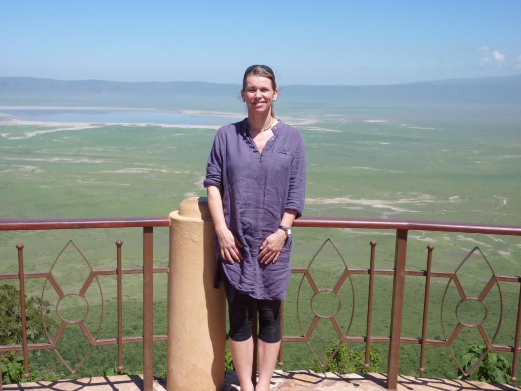 Jose in Ngorongoro, Tanzania