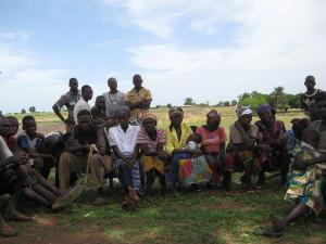 Community Meeting, Nagbere