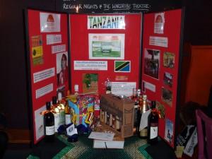 Raffle prizes Pub quiz May 2013