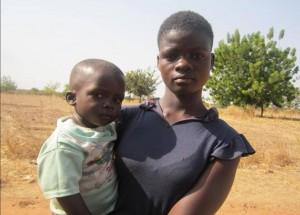 Safia and Son