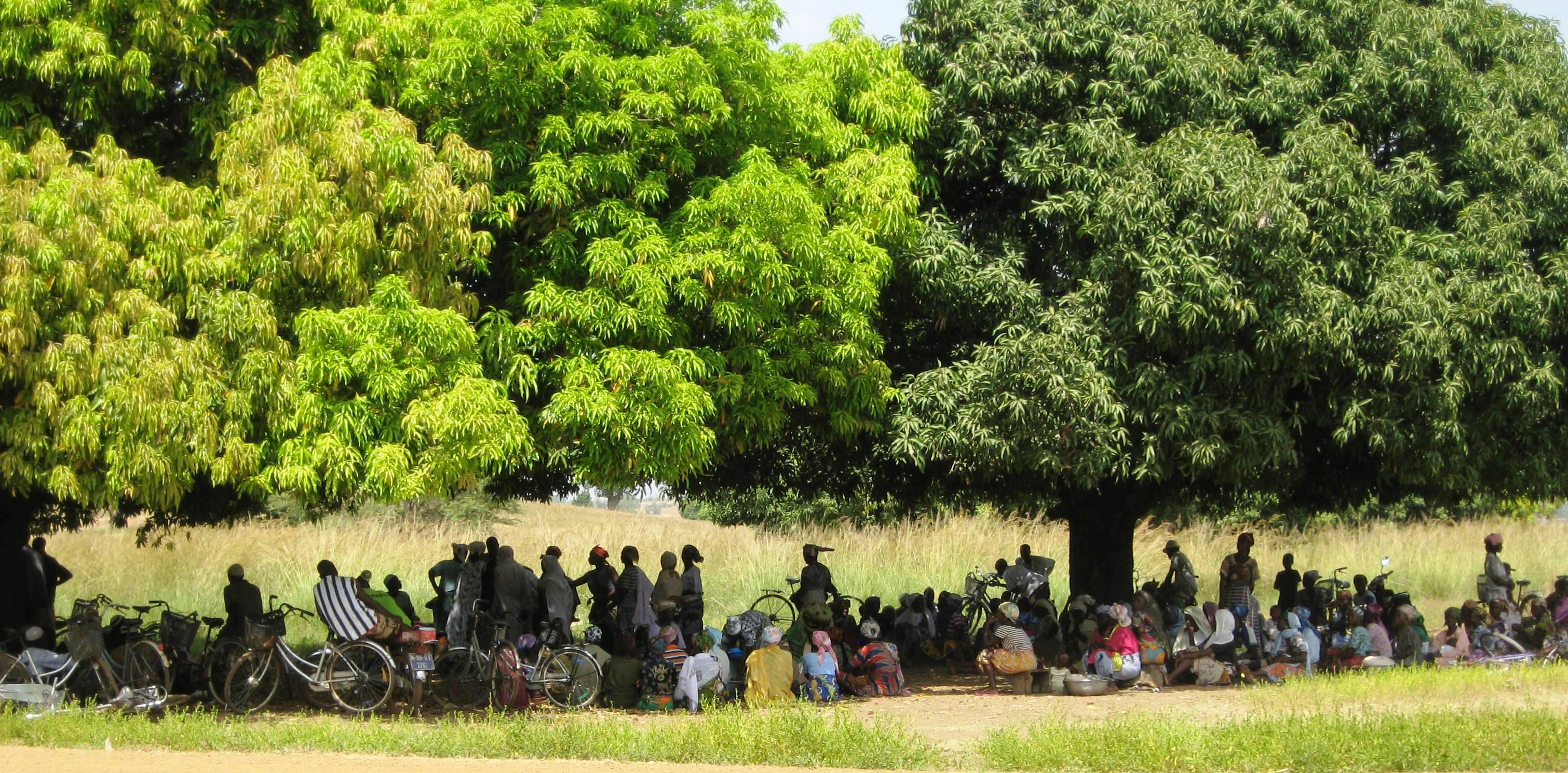 Galaka Community Ghana (2011)