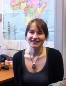 Levana, Volunteer Conference Coordinator