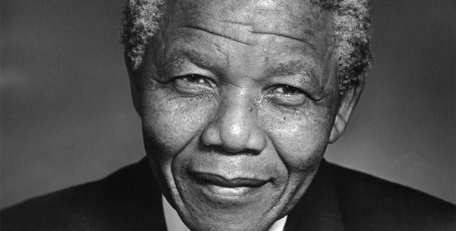 Nelson Mandela - freedom fighter and revolutionary