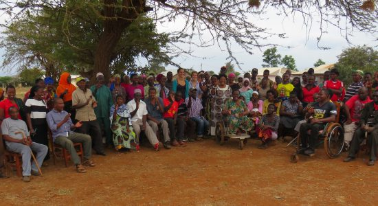 Disability-Inclusive Village Community Bank (VICOBA) Scheme group, Kilimanjaro region.